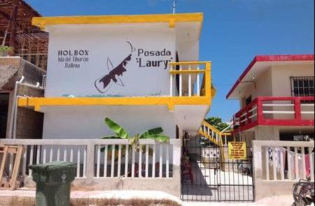 Posada Laury auf der Isla Holbox in Mexiko