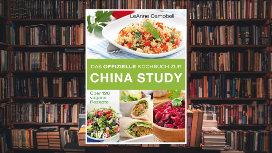 Das offizielle Kochbuch zur China Study Blogbanner
