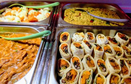Harvest Frühstücksbuffet
