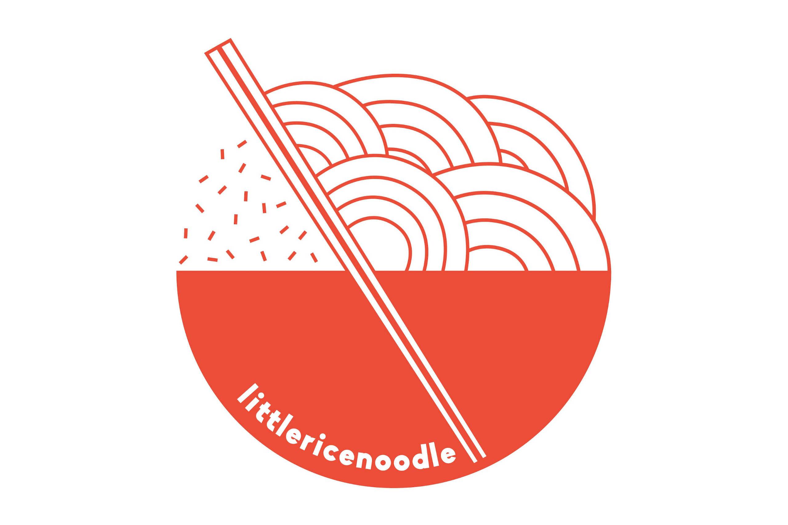 Littlericenoodle Logo
