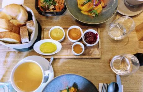 Vegan Frühstücken in Wien im Tian Bistro