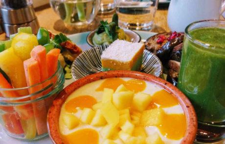 Vegan Frühstücken in Wien im Yamm!