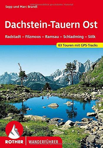 Dachstein-Tauern Ost Buchcover