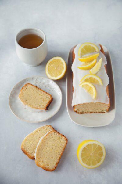 Zitronenkuchen (c) Marie Laforêt